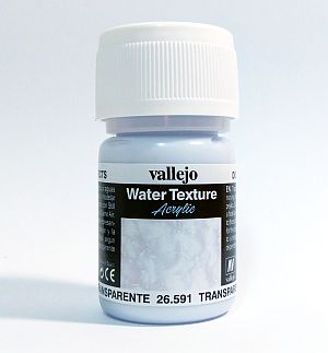 Vallejo - Water Texture 30 ml